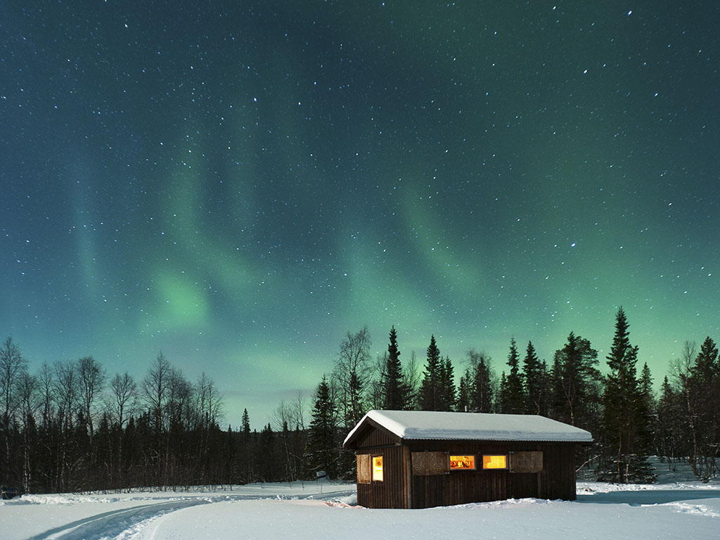 Bucket List: The Northern Lights