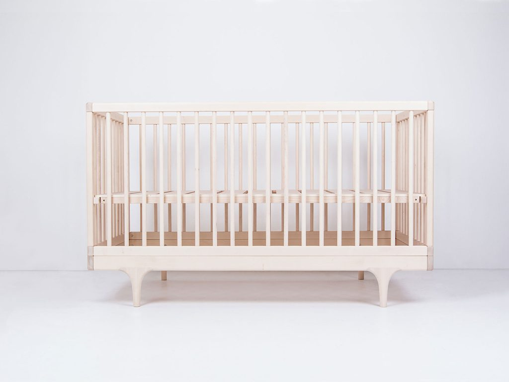 Bedtime! Six beautiful crib designs