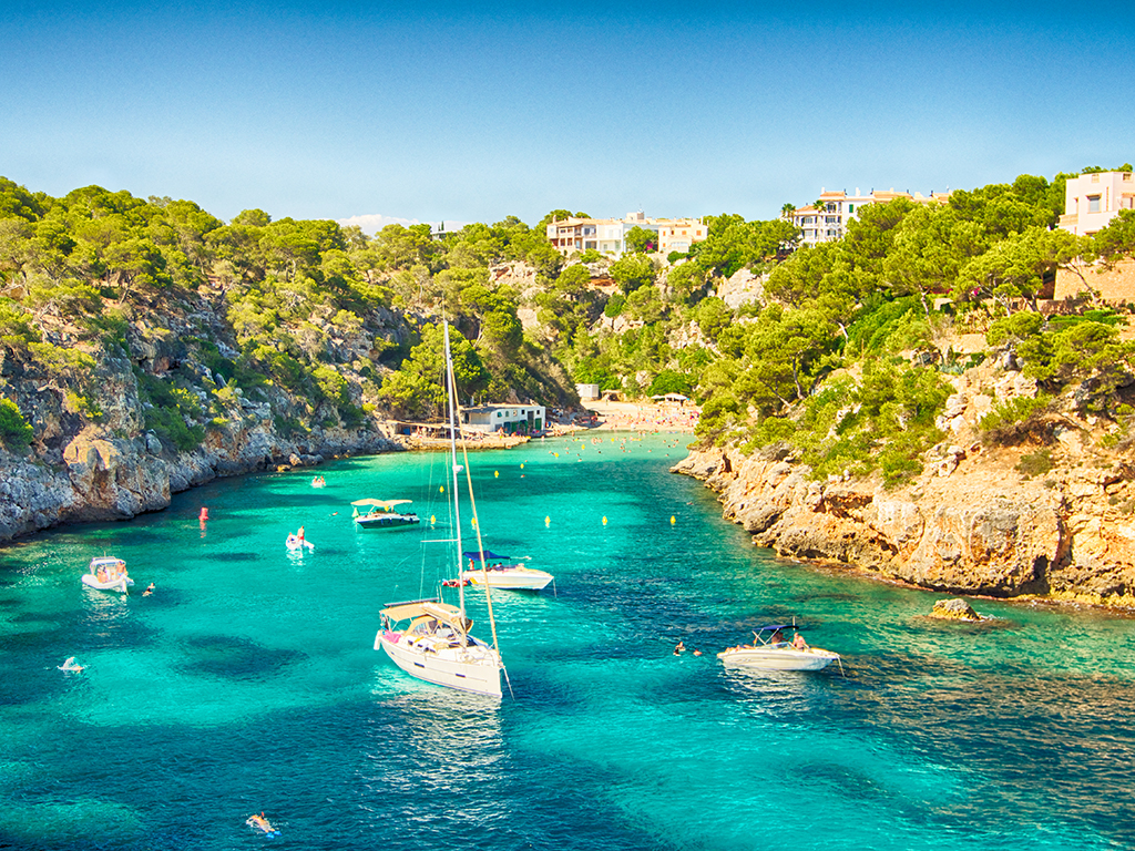 Destination Mallorca – the 5 most beautiful beaches